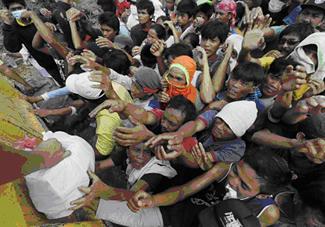 PHILIPPINES TYPHOON APPEAL